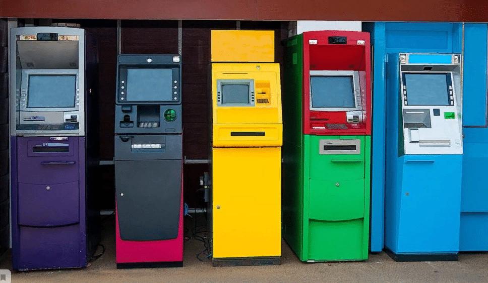 Снятие наличных в сторонних банкоматах